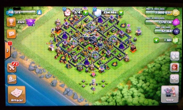 clash of clans mod xda