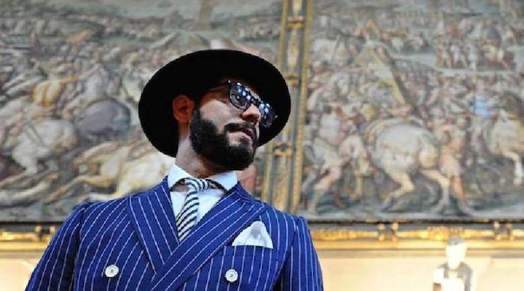 In viaggio verso il Pitti. Moda e Arte a Firenze. #Pitti #pittimaschile #moda #firenze