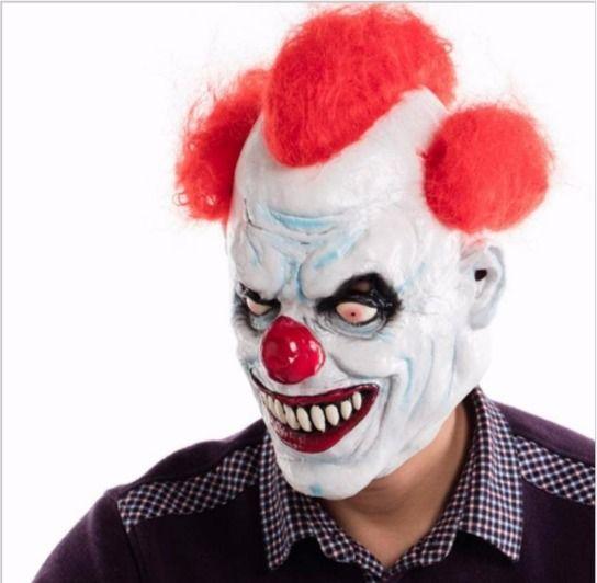 clown mask for sale realistic clown mask happy clown mask amazon killer clown halloween masks – ZAZA 49