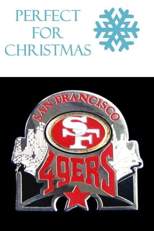 836a6935 Glossy NFL Team Pin - San Francisco 49ers | San Francisco 49ers ...