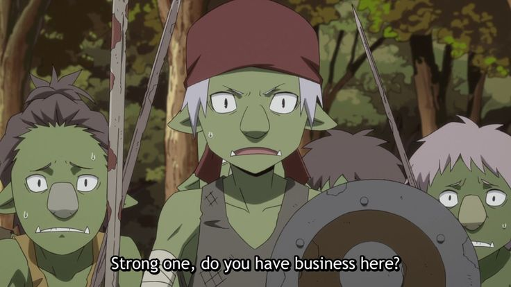Episode 2 meeting the goblins crunchyroll funimation
