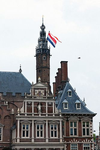 Haarlem City Hall | Nathan A | Flickr