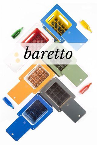 baretto: the party maker! #baretto #boattiverga #design @party