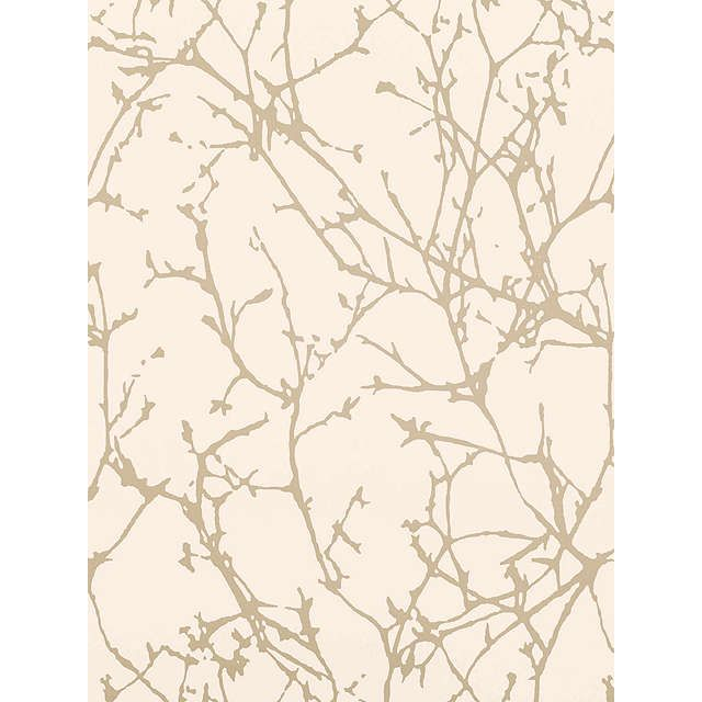 BuyRomo Arbor Paste the Wall Wallpaper, Oyster W396/02 Online at johnlewis.com
