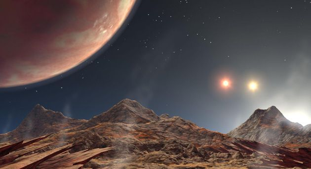 First alien moon possibly spotted 1,800 light years away: Alien Planets, 1 800 Light, Aliens, Habitable Alien, Science