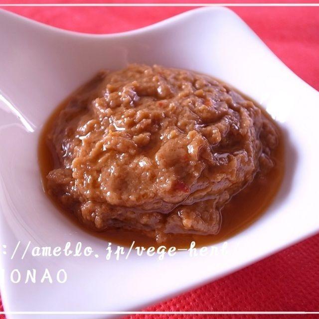 おいしい坦々麺が出来る♪自家製坦々スープの素
