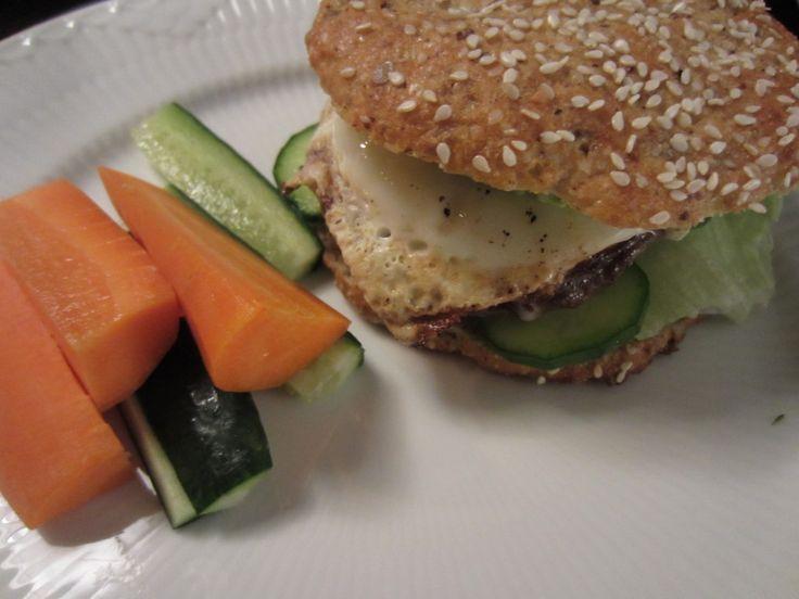 Glutenfrie low-carb burgerboller - Glad uden gluten « Glad uden gluten