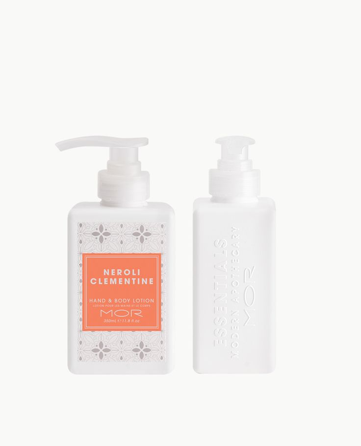 NEROLI CLEMENTINE HAND & BODY LOTION A nourishing Hand & Body Lotion enriched with Vitamin E, Coconut and Sesame Seed Oils to leave skin feeling smooth and moisturised. The Fragrance: Fresh Neroli and sweet Clementine rest atop a base of bright Yuzu and candied Orange.