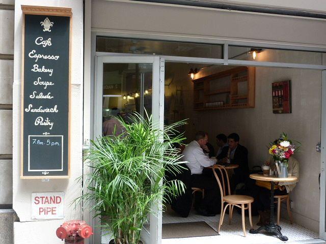 Cafe Gourmand Nyc