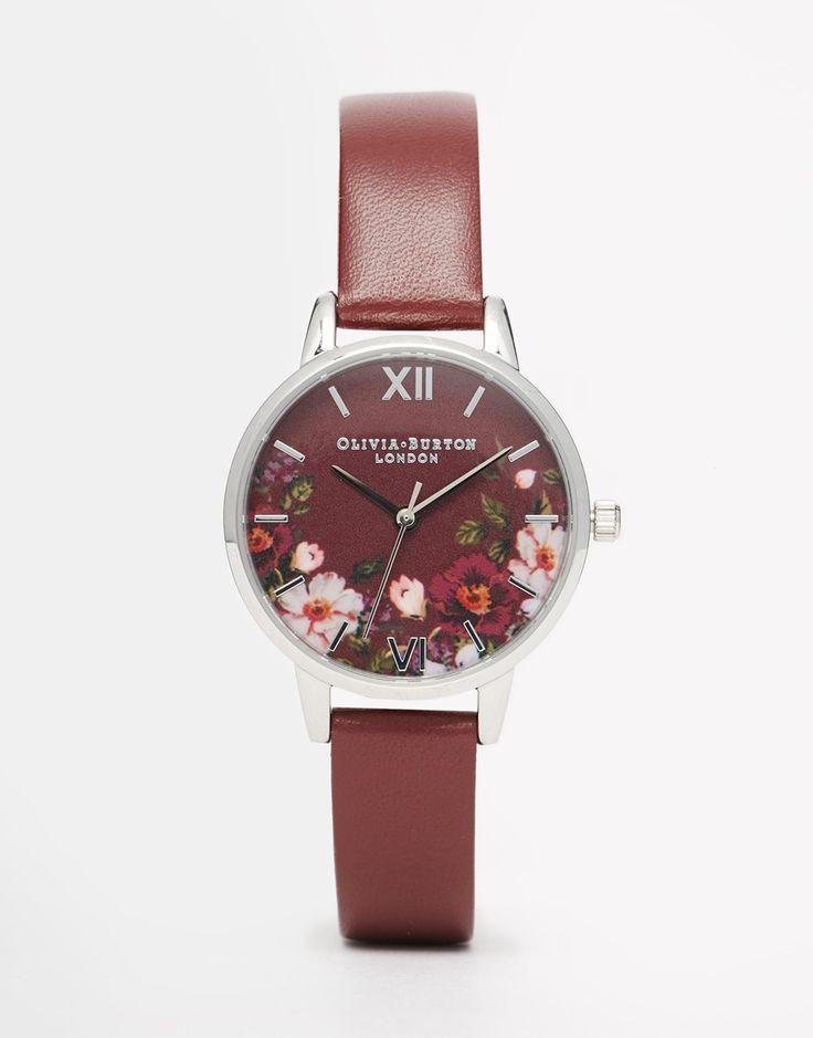 Bild 1 von Olivia Burton – Winter Garden – Mittelgroße Armbanduhr jetzt neu! ->. . . . . der Blog für den Gentleman.viele interessante Beiträge  - www.thegentlemanclub.de/blog