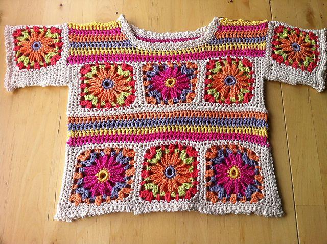 Isabella pattern by Marie Wallin