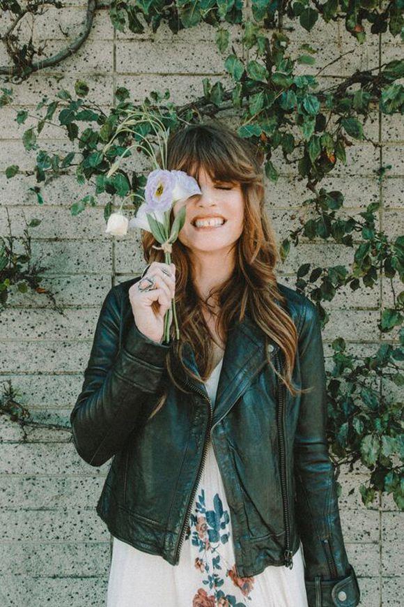 Bohemian, bold, and free... Kelley Ash