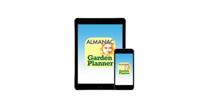Garden Planner App for iPhone and iPad from the Farmers Almanac