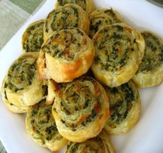 How To Make Healthy Spinach Rolls