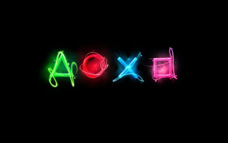 Playstation 4 Logo Wallpapers