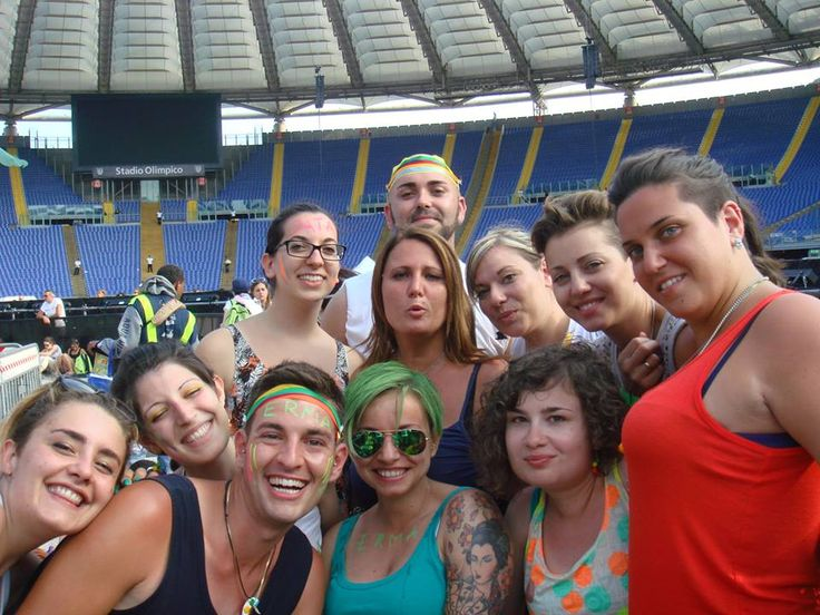 Lu forum...aspettando i @negramaro 16 luglio 2013 - Stadio olimpico di Roma #negramaroneglistadi #olimpico2013