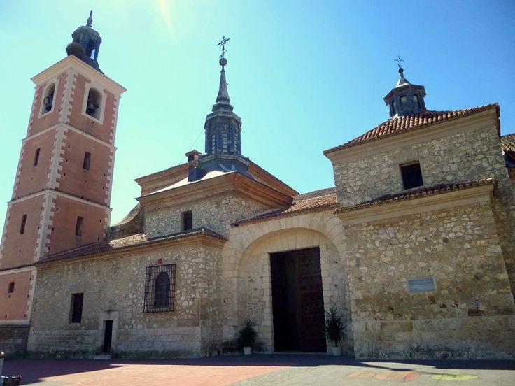 Iglesia Parroquial Ntra. Sra. de la Asunción de Valdemoro. S. XVII