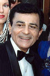 Casey Kasem (voice of Shaggy). http://www.ecorazzi.com/2009/07/08/casey-kasem-made-shaggy-from-scooby-doo-go-vegetarian/