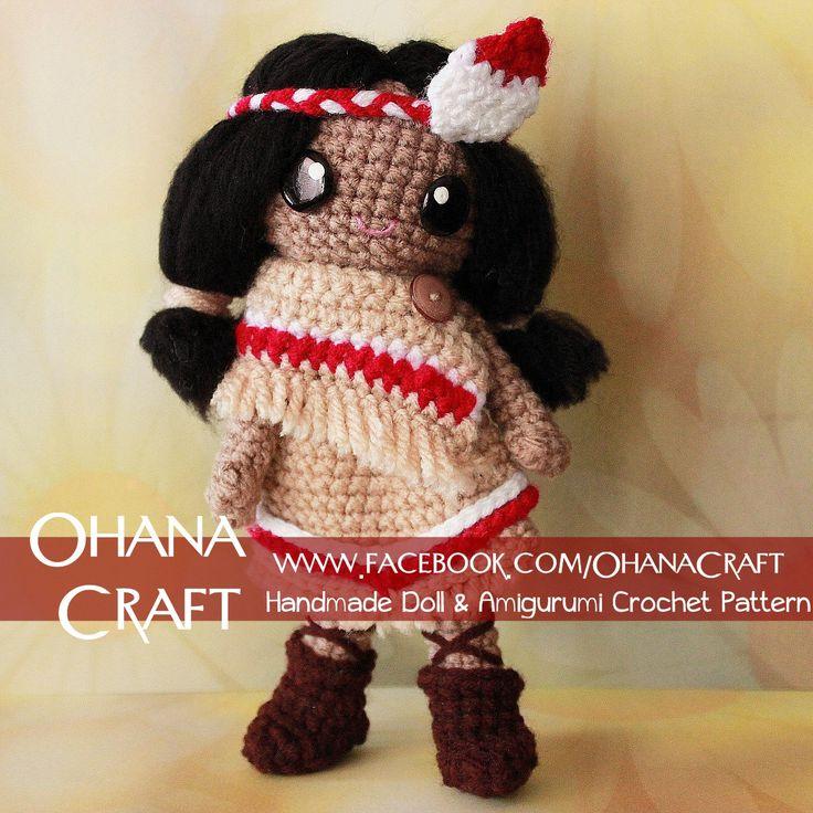 Amigurumi Hawai Doll : 1000+ images about Ohana Craft Amigurumi on Pinterest