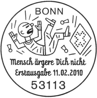 German Stamps by Henning Wagenbreth - via http://fontsinuse.com/german-stamps-by-henning-wagenbreth/