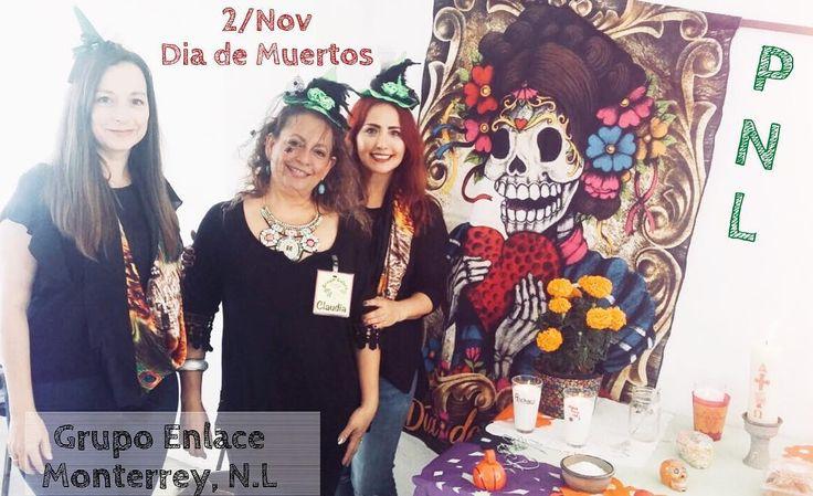 2 Noviembre Feliz Día de los Muertos #pnlenlacemty #diademuertos