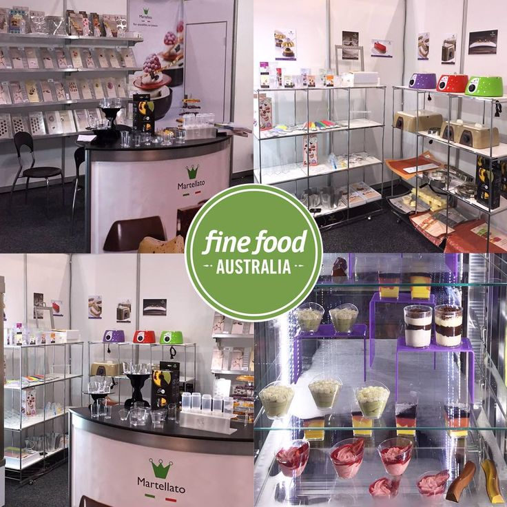 Live from our stand at Fine Food Australia: new products, classics and reinterpretations. More on http://goo.gl/5eg5Zw