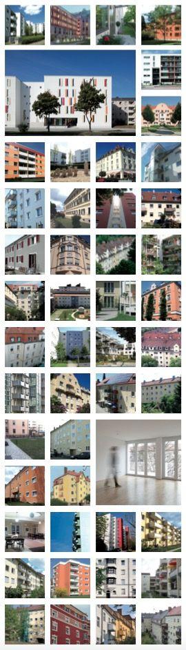 Liste aller genossenschaften in münchen