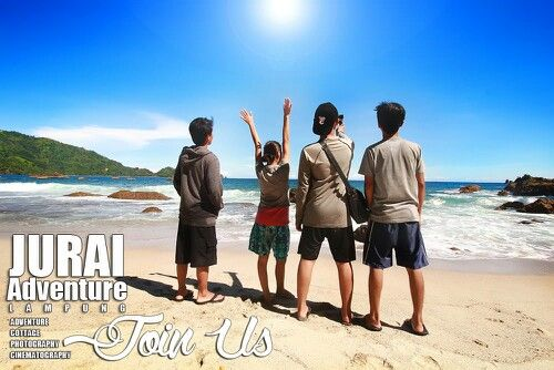 "JURAI TOUR ""Lampung Paradise Info +6281272946855 (Guide Tour, Cottage, Photography & Cinematography)  #Lampung #bandarlampung #indonesia #asia #tourindonesia #tourasia #adventure #kiluanbeach #kiluan #kruibeach"