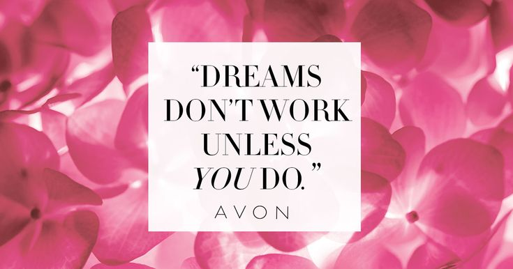 I'm achieving my dreams with @AvonInsider. Join me! #AvonRep #NowHiring #WorkFromHome