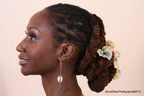 Dreads Hair Style: 17 Best Ideas About Black Women Dreadlocks On Pinterest