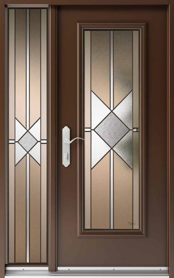 Vitraux - Portes extérieures- UNTTLD - Aquila #621