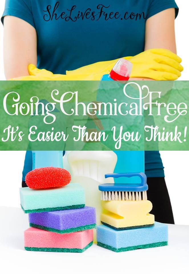 It's almost Earth Day! Celebrate and Get Healthy with These 7 Steps to a Chemical Free Home! #naturalgoodness #ad