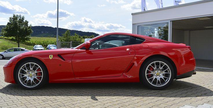 50 Min. Ferrari GTB 599 selber fahren in Bad Dürrheim #PKW #motor #auto
