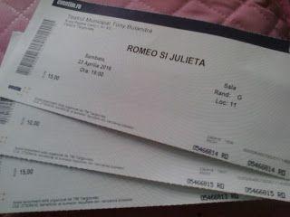 Femlora: Ieri, la Romeo și Julieta... ❤ ❤ ❤