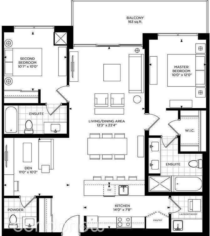 Floorplan 3d Home Design Suite 8 0: Best 25+ Condo Floor Plans Ideas Only On Pinterest