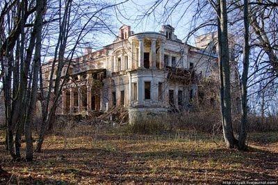 A former grand plantation home