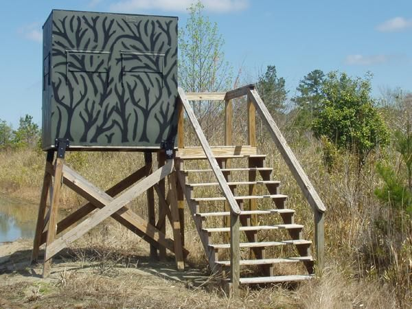 17 Best Images About Deer Stand Ideas On Pinterest A