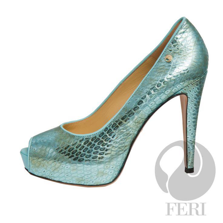 Global Wealth Trade Corporation - FERI Designer Lines FERI - SKYE - SHOES  www.liz-fischer.de