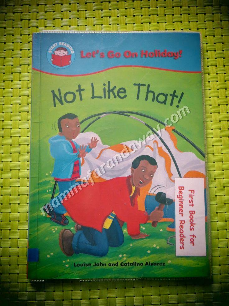 Uno dei tanti libri della collana Start Reading che sta aiutando il mio piccolo nei suoi primi passi nella lettura