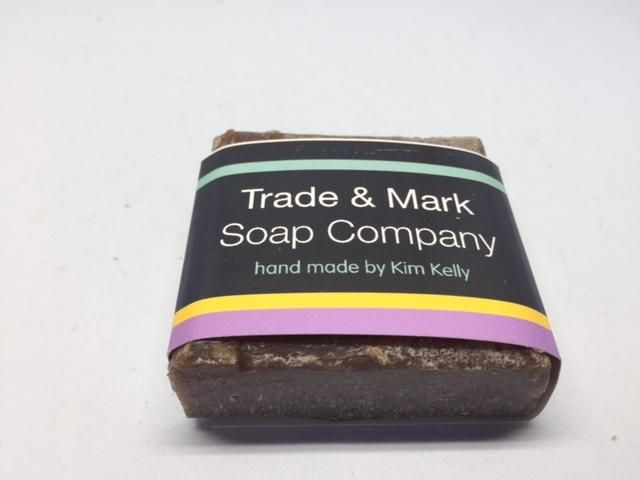 Natural Homemade Bar Soap (Double Vanilla Scent ) www.Thea-Bel.ca