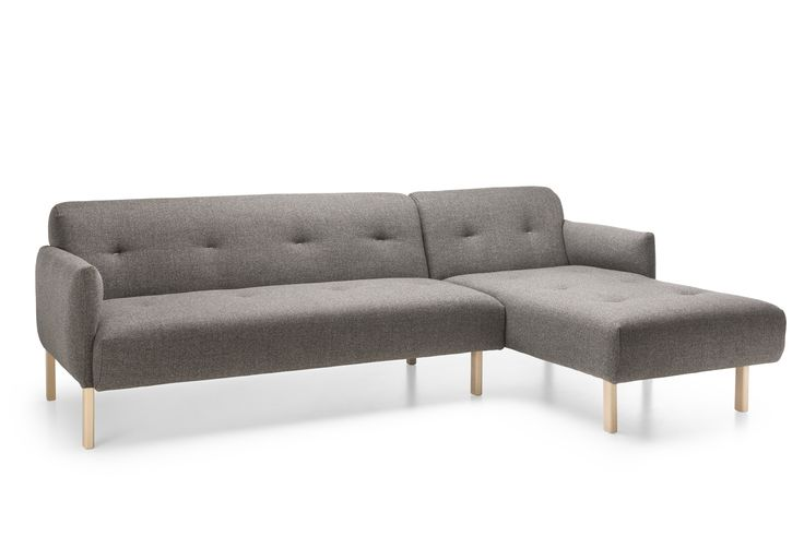 Award-winning Taru sofa two seater with a divan. Designed by Petra Lassenius, Junet.