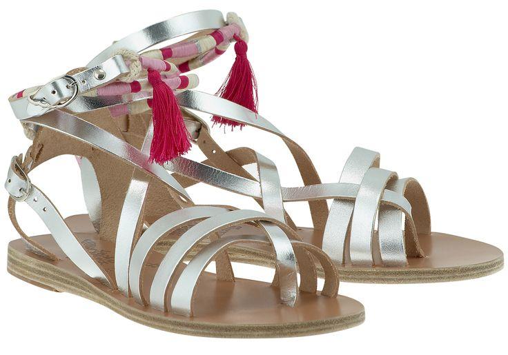 Ancient Greek Sandals with Lem Lem Satira Wrap Sandals by Ancient-Greek-Sandals.com