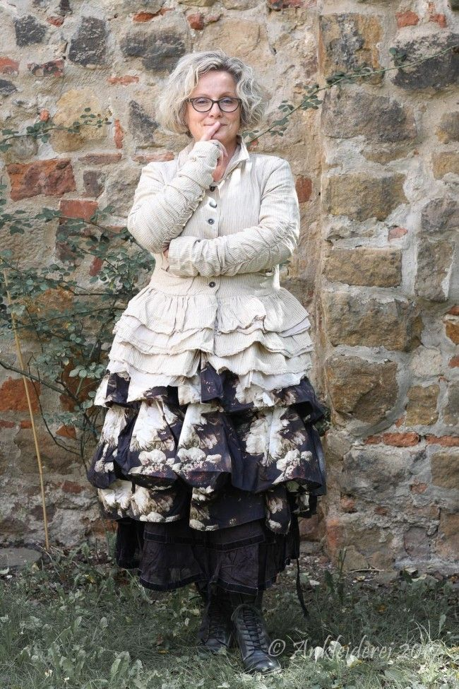 c1bc2603bd59 Ewa i Walla Jacket Striped Linen Original 66307 AW18   Ankleiderei    Online-Shop für