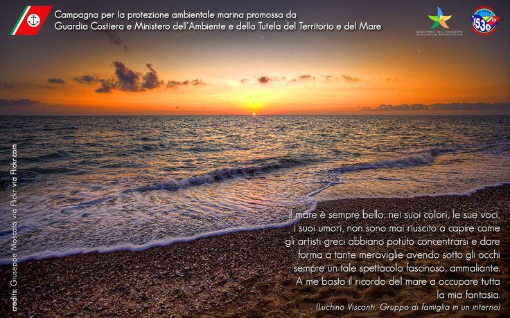 Luchino Visconti, Gruppo di famiglia in un interno  Foto: Giuseppe Moscato via Flickr.com  #mare #inquinamentomarino #inquinamento #ambiente #guardiacostiera