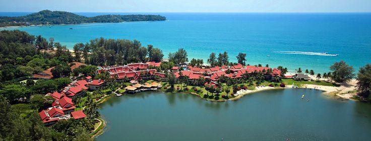 Thailand - Outrigger Laguna Phuket Beach Resort 5*