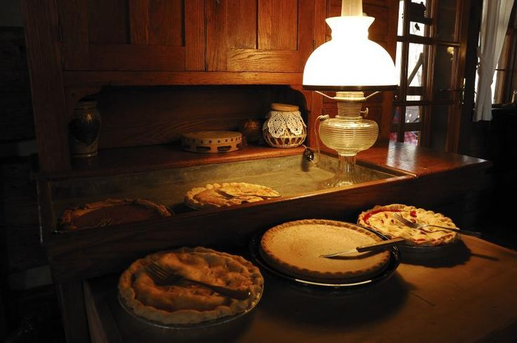 History of Pie Safes