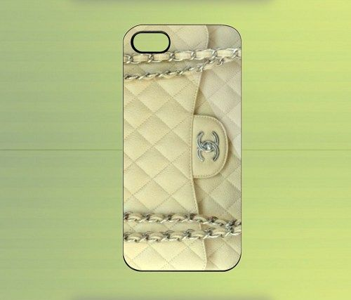 Chanel Fashion Bag Wallet Leather for iPhone 4/4S iPhone 5 Galaxy S2/S | WorldWideCase - Accessories on ArtFire