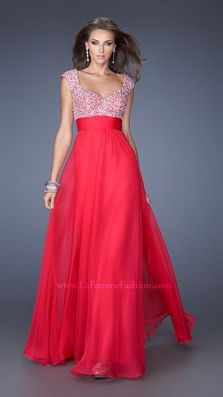 La Femme 20003 | La Femme Fashion 2014 - La Femme Prom Dresses - #ipaprom