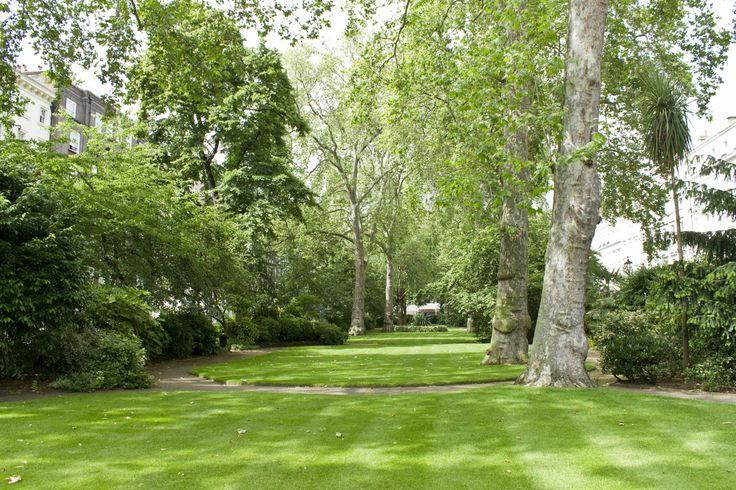 Lowndes Square London SW1X #cutlerandbond #londonproperty #gardensquares