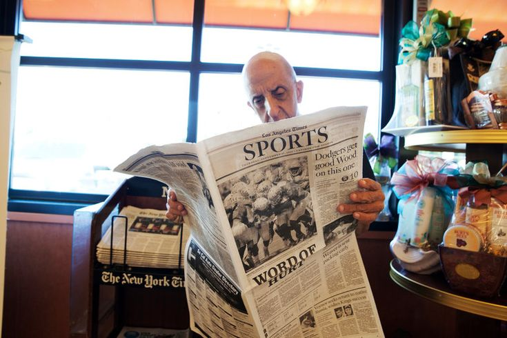 Yes, the News Can Survive the Newspaper (New York Times 04 September 2016)